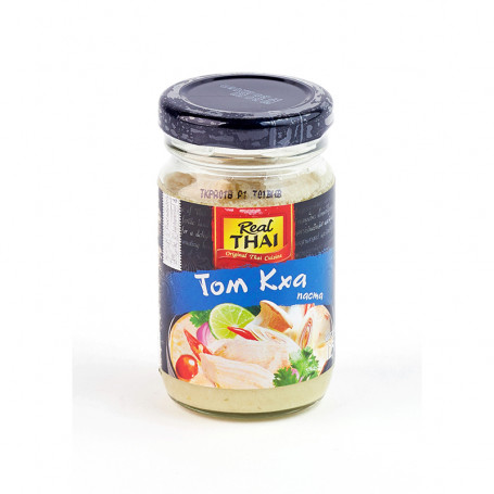 """REAL THAI Паста """"Том Кха"""" 125г, ст/б"""