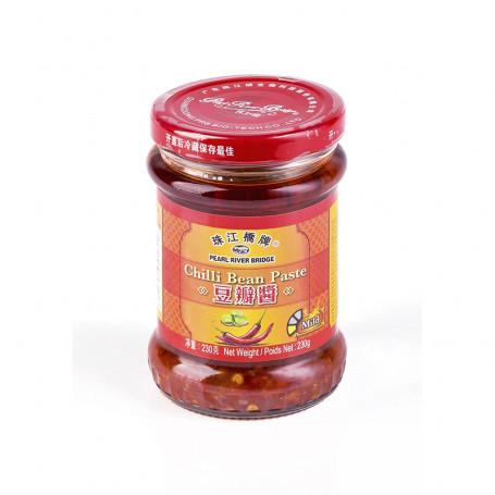 Паста Тобадзян (Chili Bean) PRB 230 г ст./б.