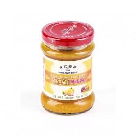 Cоус из хайнаньского перца чили лантерн (желтый фонарь), 240 г, ст./б.