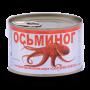 """Консерва: """"Осьминог  в  остром ароматном  соусе """"Сюрприз океана"""""""