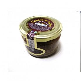 Консерва: Печень и икра минтая натуральные