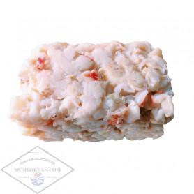 Салатка, салатное мясо камчатского краба