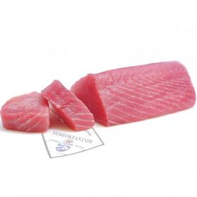 Филе тунца, мороженный