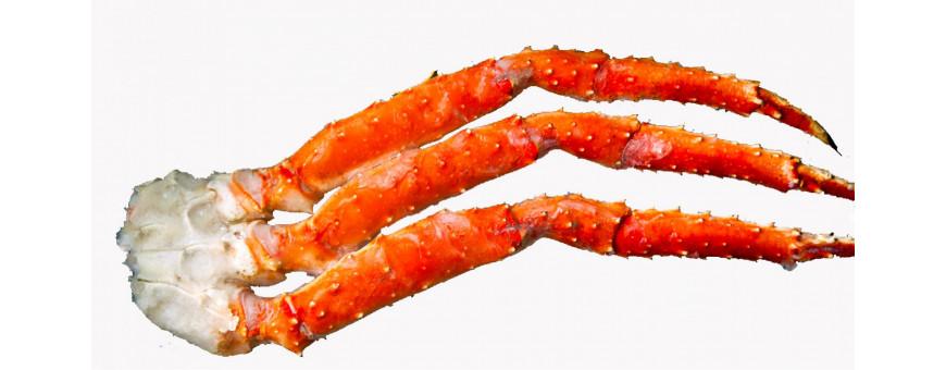 Мореокеан | Купить Клешни и Мясо Краба со склада